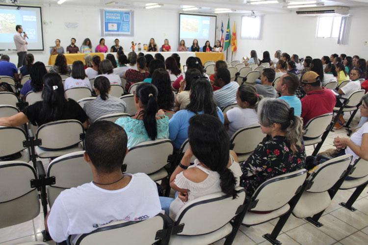 Brumado: Em busca do selo Unicef, município engaja campanha para diminuição da evasão escolar