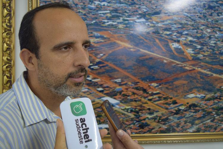 Prefeito de Brumado exonera, a pedido, engenheiro André Cardoso