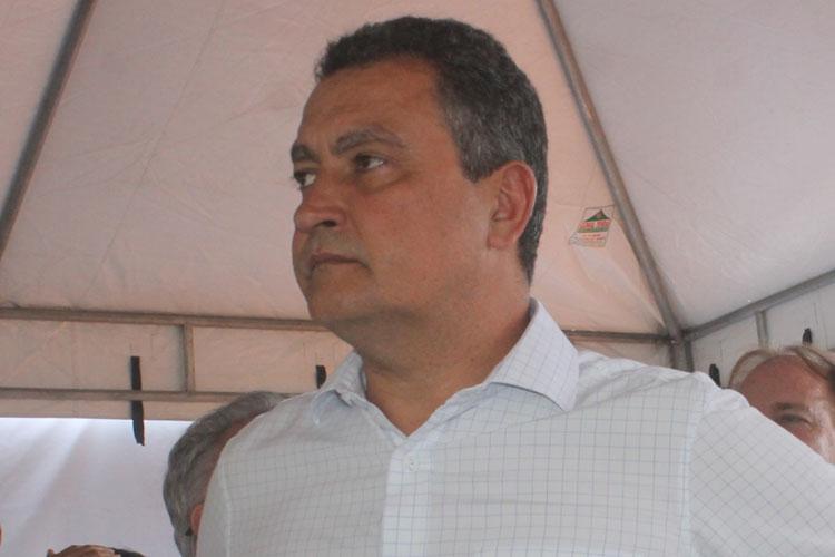 Governador da Bahia passa mal e é atendido por Samu durante evento