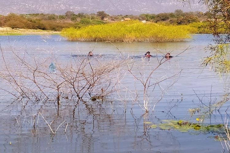 Adolescente de 16 anos morre afogado em lagoa de Macaúbas