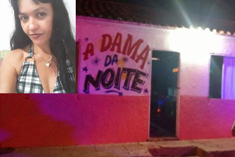 Irmã de vereadora é morta a tiros dentro de bar na cidade de Guanambi