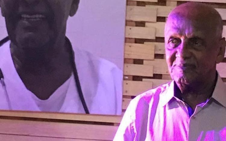 Médico de 95 anos que seria o 1º vacinado em Mutuípe morre horas antes