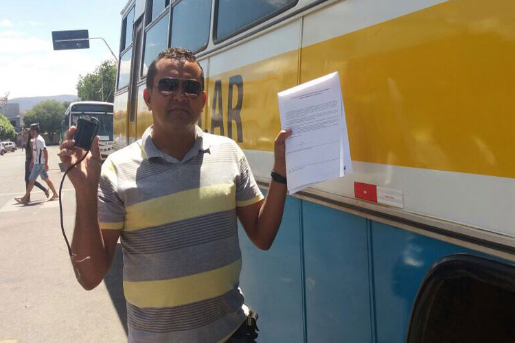 Brumado: Prefeitura desenvolve segunda etapa do rastreamento dos veículos do transporte escolar