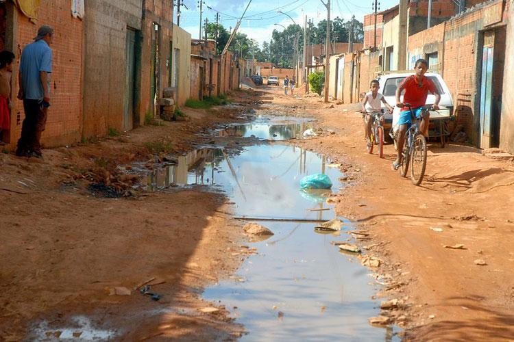 Projeto de lei quer classificar despesas de saneamento básico como obrigatórias na saúde pública