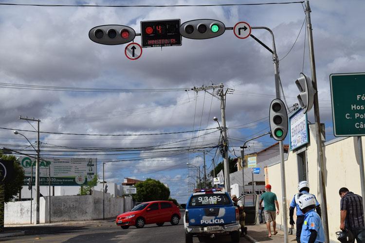 Agentes de trânsito estão insatisfeitos com mudanças recentes nas sinalizações em Brumado
