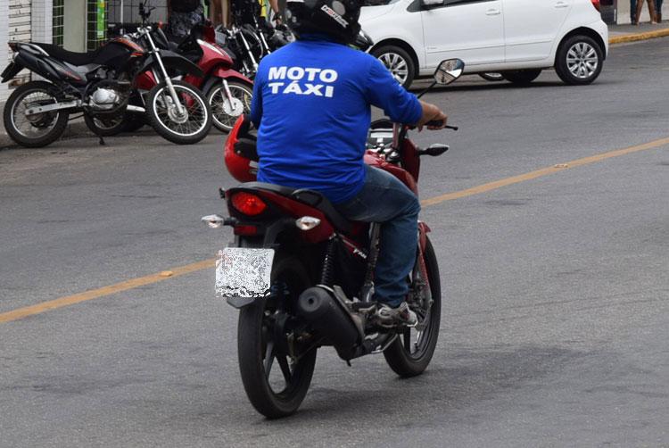 Brumado: Regulamentação dos serviços de mototáxi poderá chegar com implantação do mototaxímetro