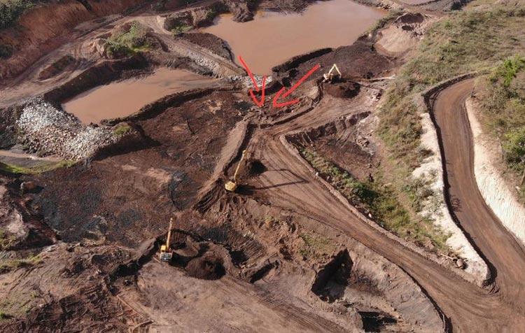 Corpo é achado em Brumadinho 20 meses após estouro de barragem