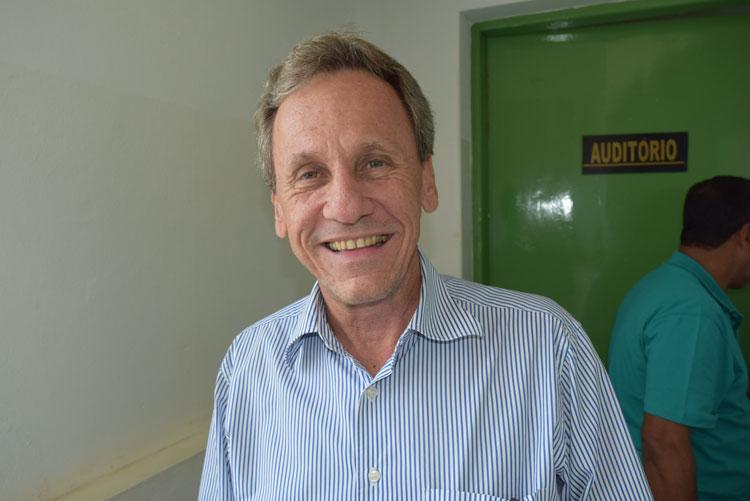 Dom Basílio: Água potável e ampliação da saúde são as principais metas do prefeito Roberval Meira