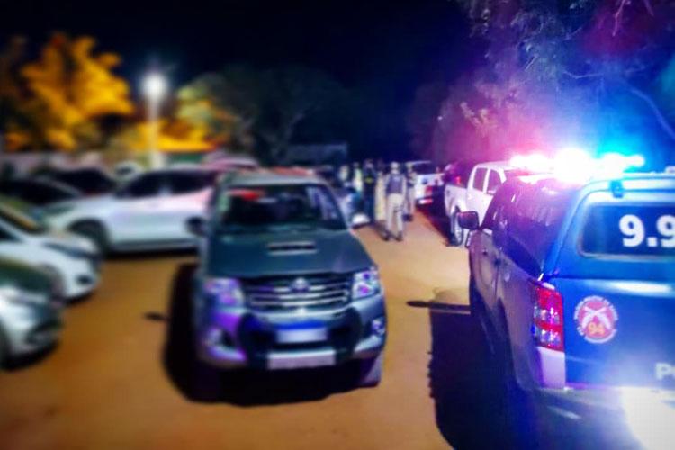 Caetité: Promotor de eventos é detido e leva multa de R$ 10 mil por promover festa clandestina