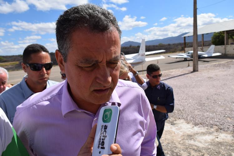 Agenda de visita do governador a Brumado é adiada mais uma vez