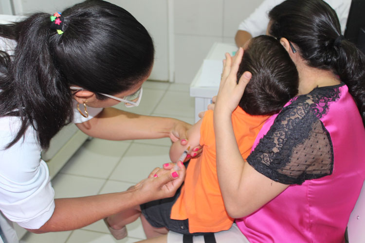 Brumado: Sábado (19) será primeiro dia D de vacinação contra o sarampo