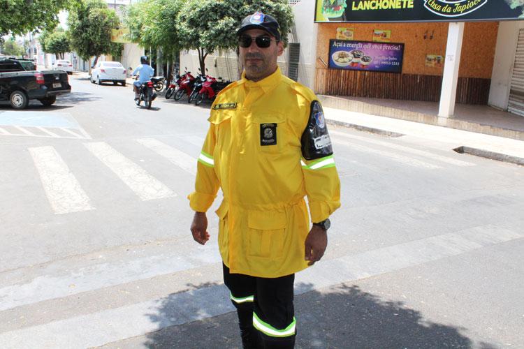 SMTT, PRE e 18ª Ciretran intensificam ações na Semana Nacional do Trânsito em Brumado