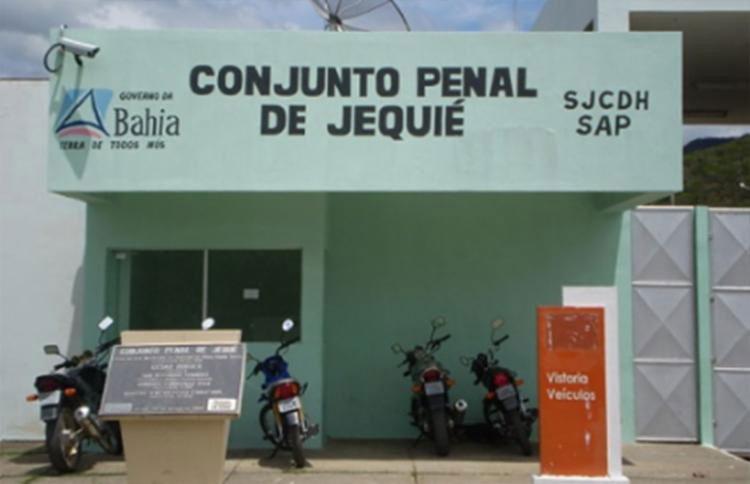 51 detentos do presídio de Jequié testam positivo para a Covid-19