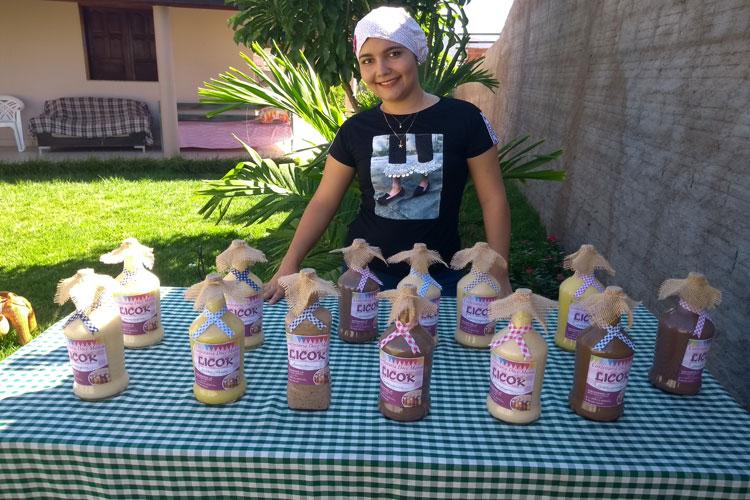 Com receita caseira, licor da Quelle ganha mercado e os paladares na região de Brumado