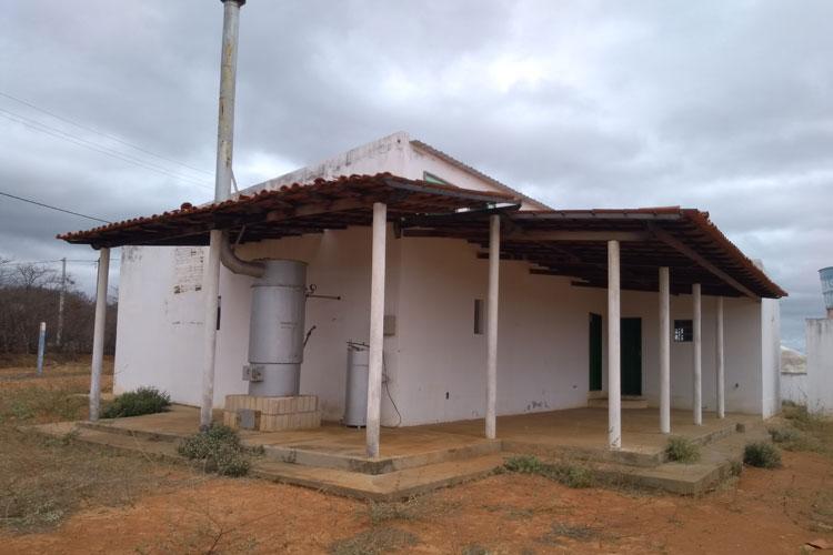 Brumado: Há anos abandonada, usina de beneficiamento de frutas figura como elefante branco em Itaquaraí