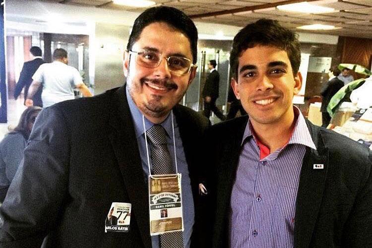 Renomado advogado criminalista brasileiro enaltece talento de brumadense