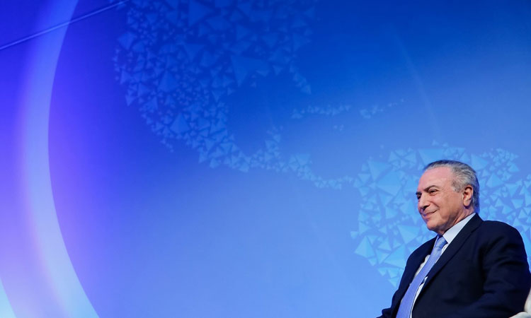 CCJ recomenda rejeitar a 2ª denúncia contra Michel Temer