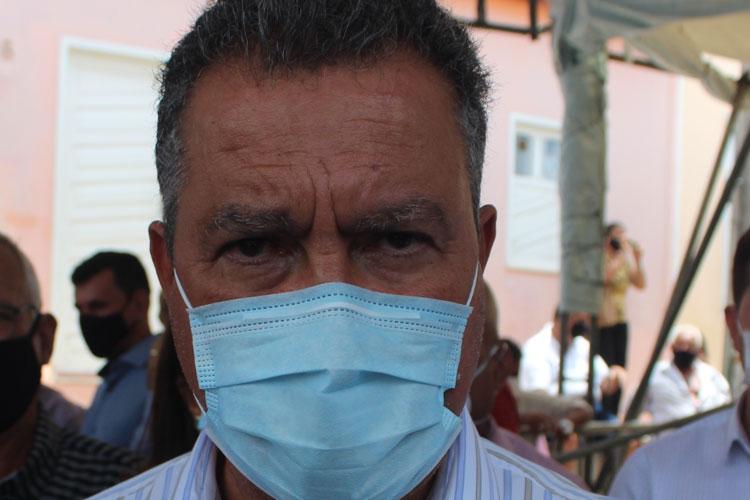 Governador diz que Embasa investirá R$ 60 milhões no projeto de esgotamento sanitário de Brumado