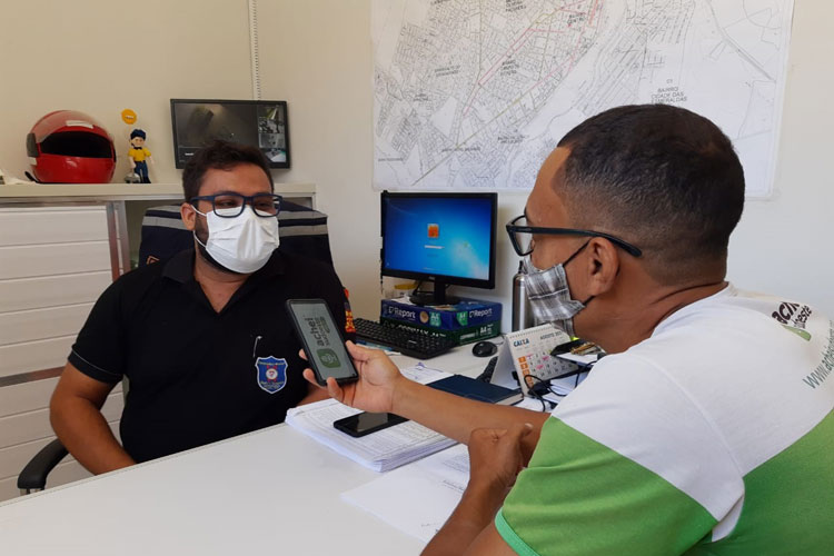 Brumado: SMTT identifica furto e depredação de 400 placas de sinalização de trânsito