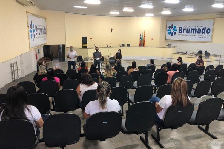 Brumado: Fabrício Abrantes e Democratas querem ampliar licença maternidade de servidoras municipais