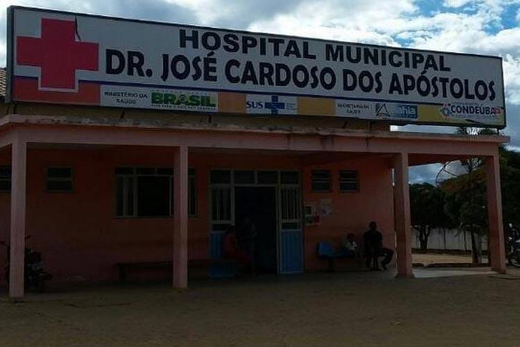 Condeúba: Homem é alvejado com tiros e deixado na porta do Hospital Municipal