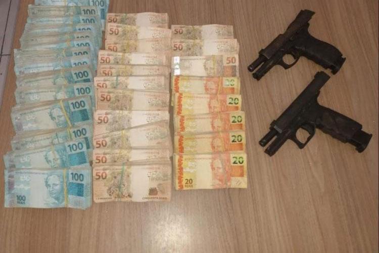 Suspeitos de roubo a banco são mortos em confronto com a PM no interior da Bahia