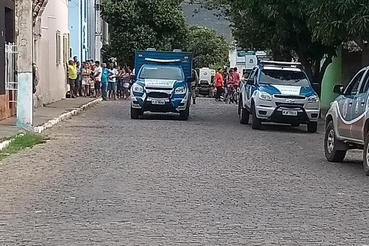 Homem é executado na madrugada desta quarta-feira (25) em Brumado