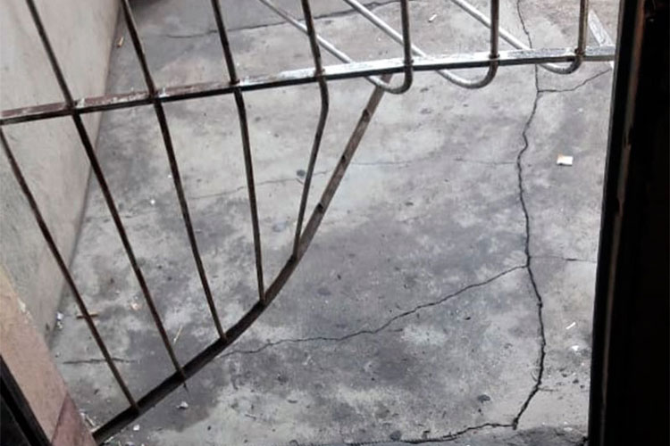 Brumado: Marquinhos Pezão é preso depois de arrombar bar no Mercado Municipal