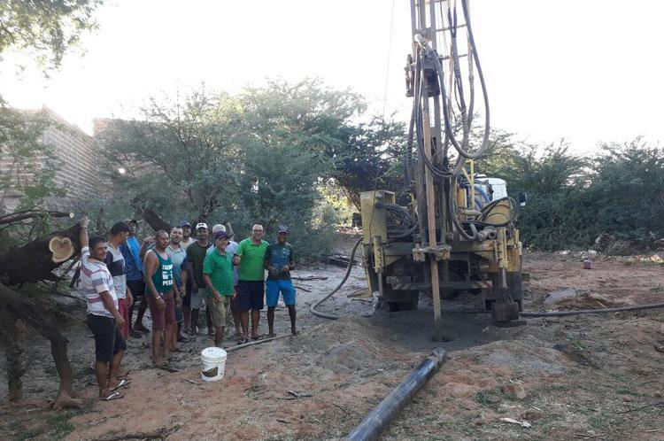 Mandato da deputada Ivana Bastos leva água para 1500 pessoas em Livramento de Nossa Senhora
