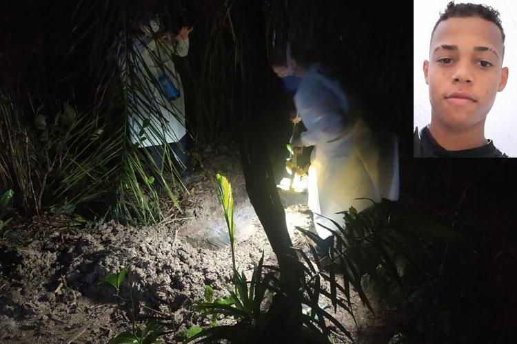 Adolescente de Riacho de Santana é assassinado pelo padrasto e enterrado em matagal