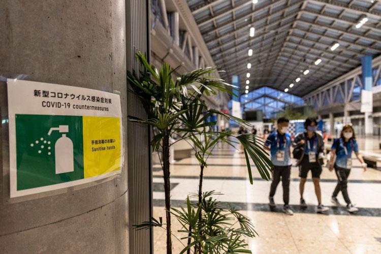Com mais de 3 mil casos, Tóquio bate novo recorde de Covid-19