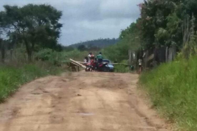 Grupo armado invade fazenda de Geddel Vieira Lima no sudoeste baiano