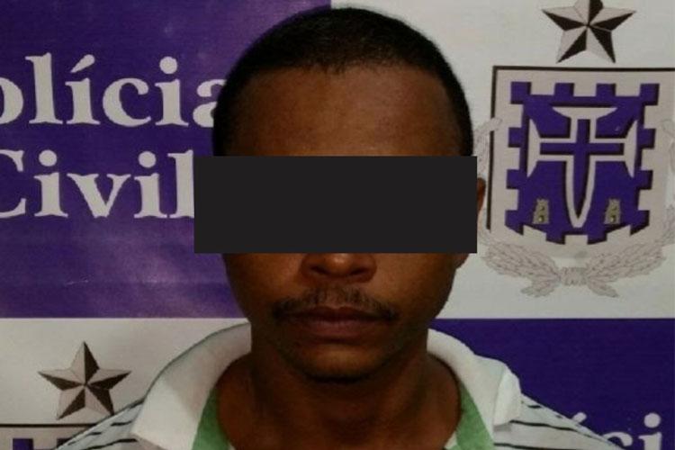 Guanambi: Indivíduo com prisão domiciliar é preso após roubar uma moto