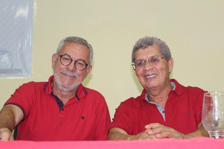 PT decidirá entre Zé Raimundo e Waldenor Pereira para as disputas eleitorais em Vitória da Conquista
