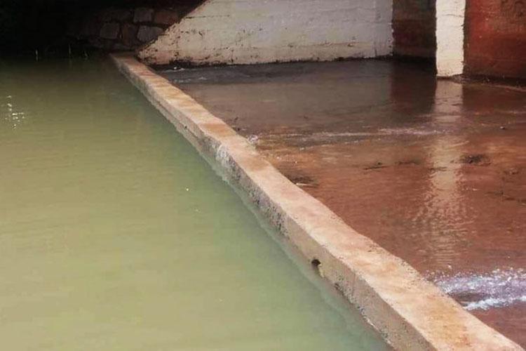Prefeitura de Rio do Antônio denuncia barramento irregular construído no Comocoxico