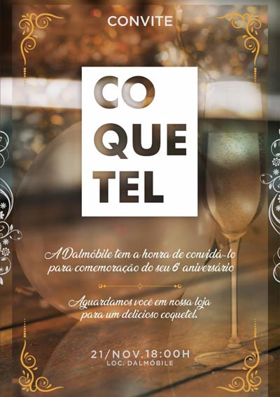 Dalmóbile celebrará sexto aniversário com coquetel em Brumado