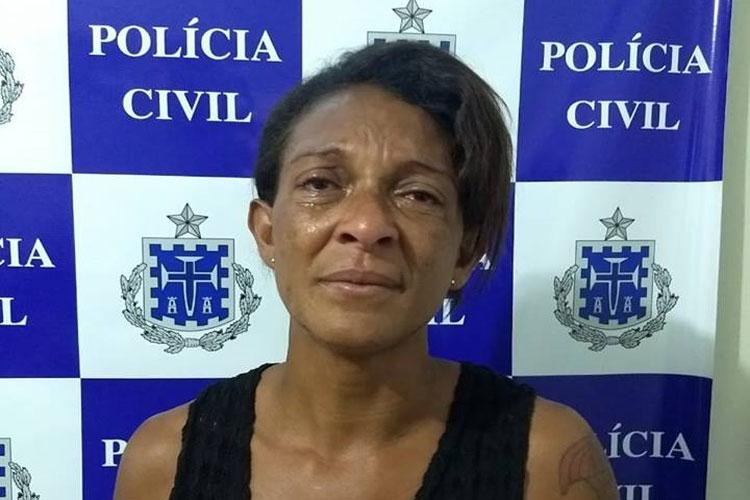 Livramento de Nossa Senhora: Polícia Civil captura mulher condenada por tráfico de drogas