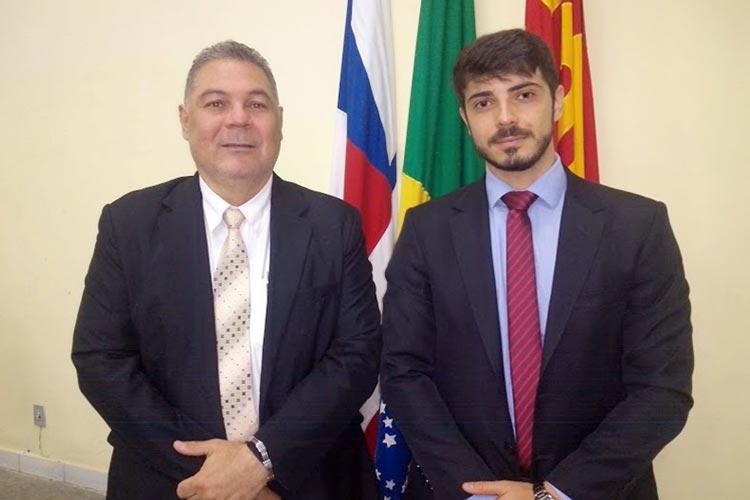 Câmara de Vereadores de Brumado tem novo assessor jurídico