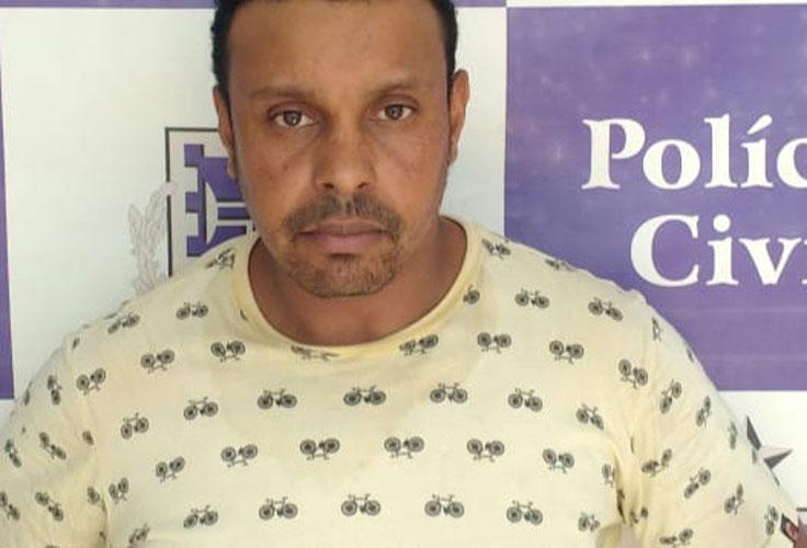 Polícia Civil prende acusado de cometer estupros na cidade de Guanambi