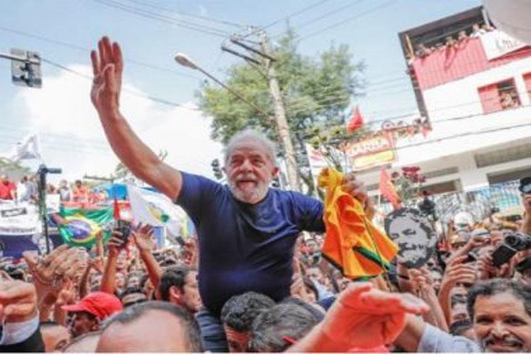 PT prepara campanha contra TSE em caso de indeferimento da candidatura de Lula