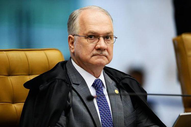 Edson Fachin arquiva pedido de liberdade do ex-presidente Lula