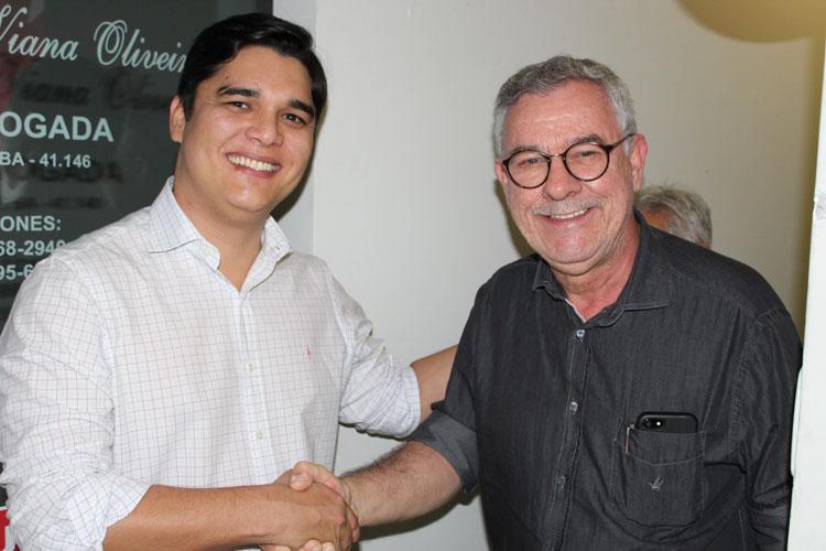 Com aval do PT, Waldenor Pereira e Vitor Bonfim fecham dobradinha representativa em Brumado