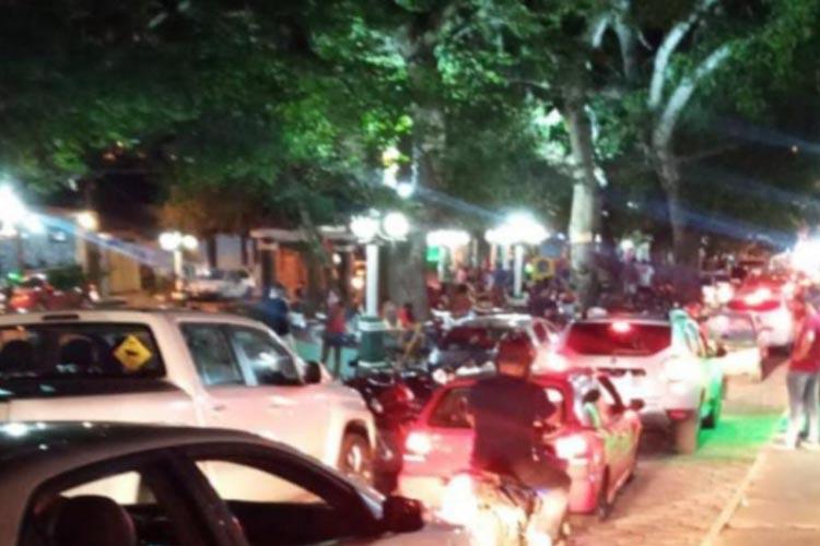 Caetité: Restaurantes e bares voltam a desrespeitar medidas protetivas contra a Covid-19