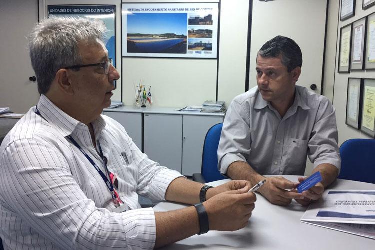 Caetité: Comunidade de Cachoeirinha será beneficiada com Adutora do Algodão