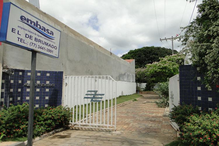 Brumado: Servidores da Embasa paralisam atividades por 24 horas