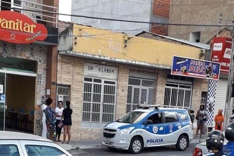 Homem de 68 anos é encontrado morto no centro de Guanambi