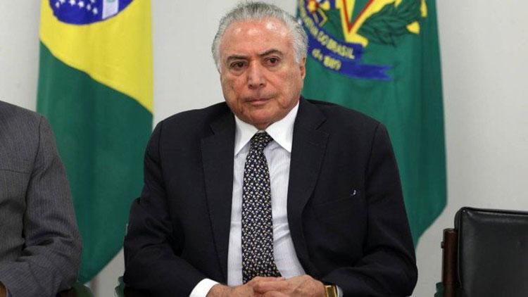 PF indicia Michel Temer por corrupção, lavagem de dinheiro e organização criminosa