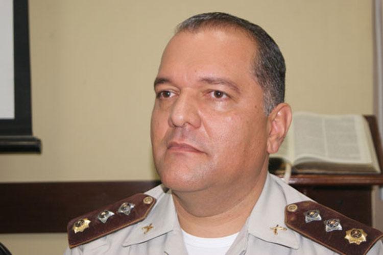 Brumado: Tenente Coronel Mucyo Vasconcelos é o novo comandante da Polícia Rodoviária Estadual