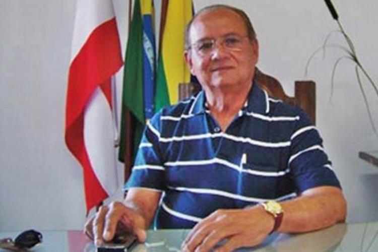 Morre, aos 77 anos, o ex-prefeito da cidade de Boquira Edmilson Rocha