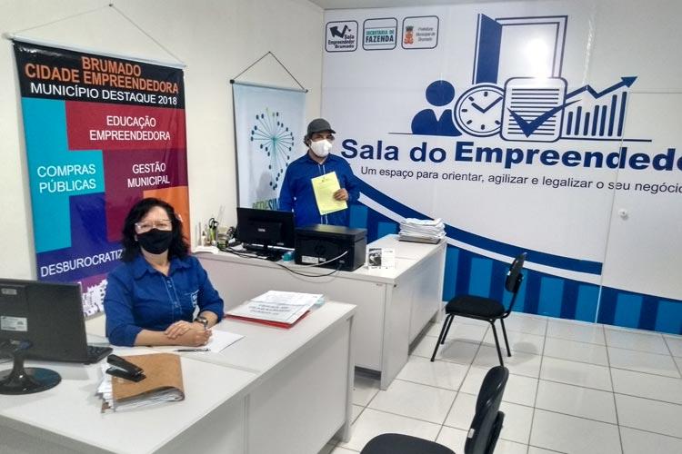 Na contra mão da crise, sala do empreendedor de Brumado registra aumento de cadastros